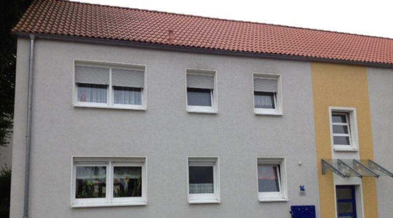 Ansicht Hausfront der Demenzwohngruppe und Demenzwohngemeinschaft Castrop-Rauxel Pappelweg