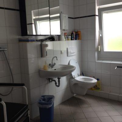 Modernes Badezimmer in der Demenzwohngruppe und Demenzwohngemeinschaft Pappelweg Castrop-Rauxel