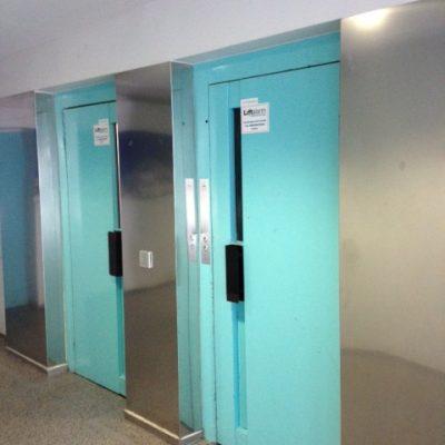 Aufzüge der Demenzwohngruppe und Demenzwohngemeinschaft Dortmund Adalbertstr