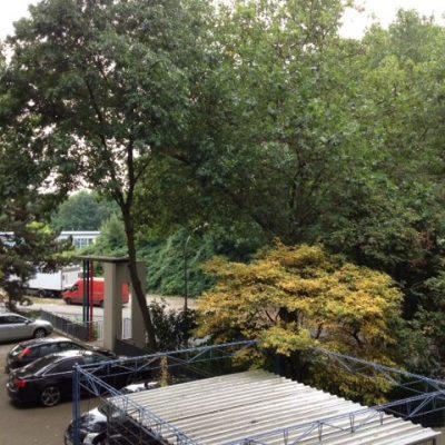 Ausblick von der Demenzwohngruppe und Demenzwohngemeinschaft Dortmund Adalbertstr