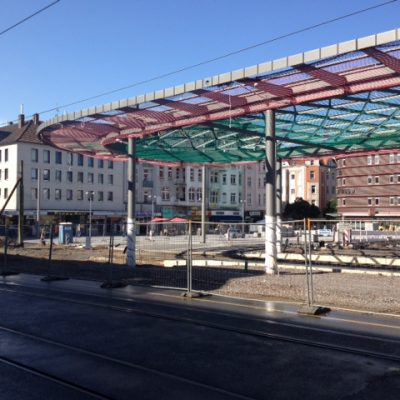 Stadtzentrum Herne