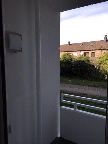 Balkon in der Demenzwohngruppe und Demenzwohngemeinschaft Gladbeck Hammerstr