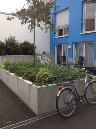 Eingangsbereich in der Demenzwohngruppe und Demenzwohngemeinschaft Geslenkirchen Dillbrinkstr