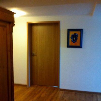 Tür Zimmer in der Demenzwohngruppe und Demenzwohngemeinschaft Winterberg Bahnhofstr