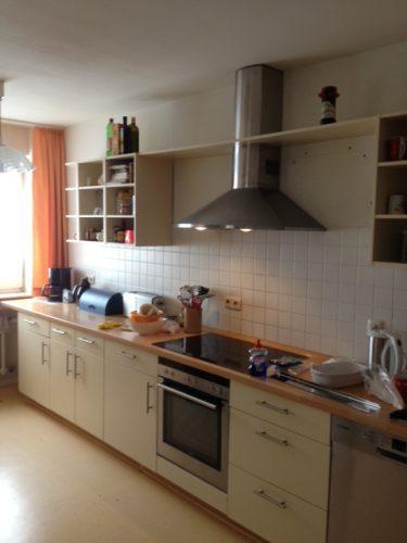 Küche in der Demenzwohngruppe und Demenzwohngemeinschaft Wuppertal Sternenberg