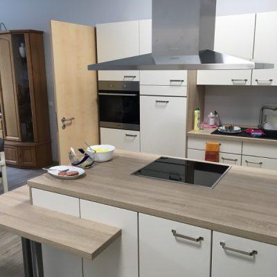 Küche in der Demenzwohngruppe und Demenzwohngemeinschaft Dorsten
