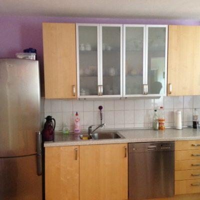 Küche in der Demenzwohngruppe und Demenzwohngemeinschaft Dortmund Adalbertstr