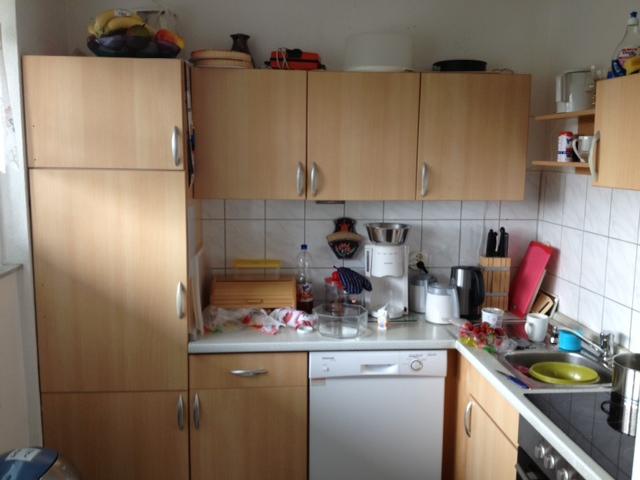 Küche in der Demenzwohngruppe und Demenzwohngemeinschaft Dortmund Spannstr