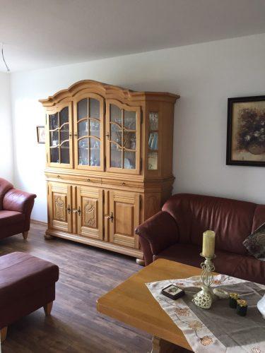 Wohnzimmer/Gemeinschaftsraum in der Demenzwohngruppe und Demenzwohngemeinschaft Gladbeck Hammerstr