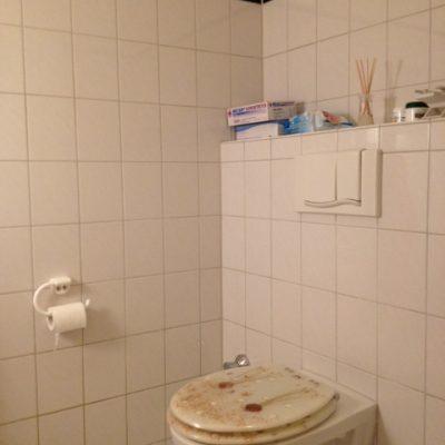 Modernes Badezimmer in der Demenzwohngruppe und Demenzwohngemeinschaft Dortmund Adalbertstr